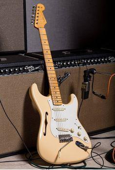 Music Guitar, Guitar Amp, Cool Guitar, Acoustic Guitar, Guitar Room, Fender Stratocaster, Fender Guitars, Fender Electric Guitar, Cool Electric Guitars