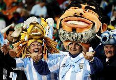 Fans un Argentina equipo