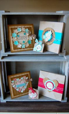 Julie's Japes - A Top UK Independent Stampin' Up! Demonstrator : A Frosty Tuesday
