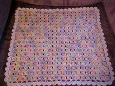 Baby Blankets free crochet pattern