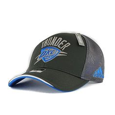 394448467a8 Oklahoma City Thunder Fitted Hats Hat World