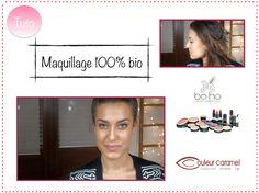 (Vidéo) Tuto : un maquillage 100% bio Easy Blush