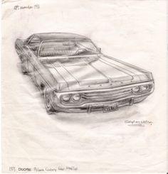Dodge Polara Custom 4dr