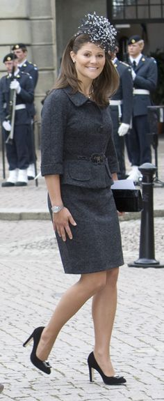Crown Princess Victoria of Sweden 2008