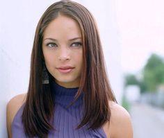 Kristin Kreuk Smallville season 4 Promo Shoot