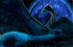 Saphira the Dragon   saphira wallpaper by eos429 on deviantART