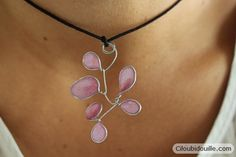 Bijoux en vernis à ongle | Ciloubidouille