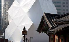 Rem Koolhaas for Prada in Seoul