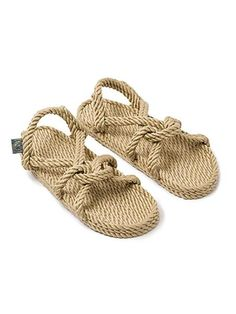 Nomadic State of Mind Mountain Mama Rope Sandals - Trouva Ethical Companies, Cute Womens Shoes, Rope Sandals, Vegan Sandals, Travel Style, Travel Fashion, Biodegradable Products, Barefoot, Jewlery