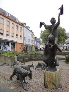 Bitburg Germany I visited there while on my own time.