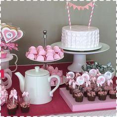 Chá da Alice #vemAliceVB #vanessisses #chadebb #babyshower #festaemcasaémaisgostoso