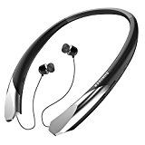Review for Bluetooth Headphones Sports Neckband Bluetooth Headsets Retractable Earbuds Wire... - Aisha Davis-Alaji  - Blog Booster