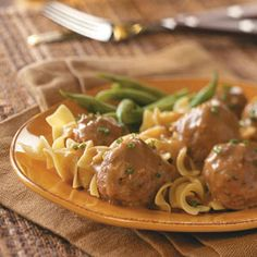 Best Swedish Meatballs Recipe -Our family has been using this recipe for more than 40 years. The tender meatballs are made with a combination of beef, veal and pork, then spiced with nutmeg and ginger. If your family likes their meatballs a little milder, reduce the nutmeg to 1/2 teaspoon. Coffee adds nice color to the gravy, which is delicious over noodles.—Rev. Jim Thyren, West Pittston, Pennsylvania