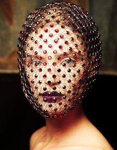 couture mask - Buscar con Google