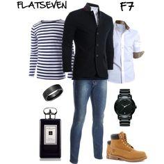 """casual outfits #15"" #FLATSEVENSHOP.COM #men #fashion"