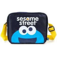 Big-eyed Sesame Cross Shoulder Bag