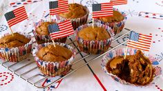 How to Make NO EGG NO DAIRY Chocolate Banana Cupcakes (Independence Day ...