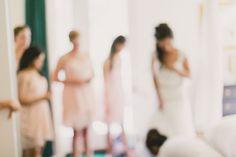 Getting ready - Sky Ridge Ranch Wedding by Cluney Photo
