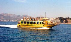 Paseo en barco: costa de Mallorca