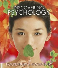 Psychology 10th edition by david g myers pdf ebook isbn discoveringpsychology6theditionbyhockenburypdf fandeluxe Images