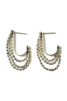 Need For Bead Earrings