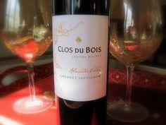 Clos Du Bois wine