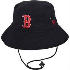 c5debfbf0d6 Boston Red Sox New Era Team Bucket Redux Hat - Navy Blue