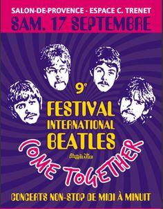 Les Beatles seront mis à l'honneur à Salon-de-Provence pour une journée. A lire sur rollingstone.fr