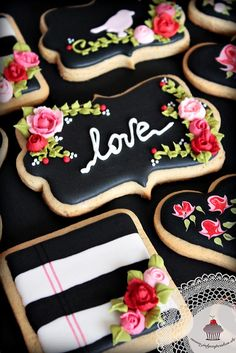 Sweet Love Cookies | by Julycupcake