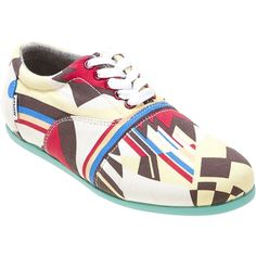 Buy MULT Women's Study The Tribe Drop Canvas Sneaker shoes
