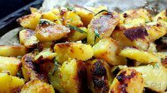 DOMA navařeno: Nejlepší pečené brambory podle Hestona