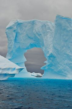 Antarctica's spectacular Iceberg Graveyard