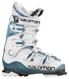 Salomon no longer produces this boot. The Salomon X-Pro 100 is a great all-around ski boot, for the advance to expert skier. Ski Magazine, Trail, Ski Equipment, Best Skis, Ski Gear, Ski Season, Ski Boots, Snow Skiing, Alpine Skiing