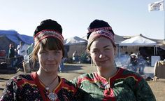 Sámi artist Sara Marielle Guap Baeska joins the Standing Rock encampment with her sister. Dakota Access, First Bank, The One, Norway, Captain Hat, Knowledge, Drop, American, Board