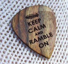 and ramble on.  Led Zeppelin