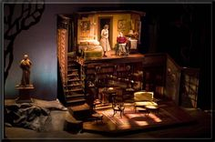 Agatha Christie Ordeal by Innocence - Scenic Design by Richard Finkelstein