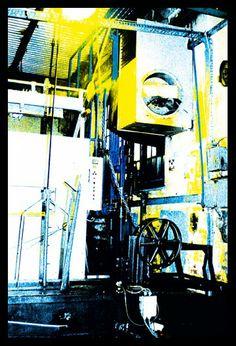 plakat - Fabrykant I