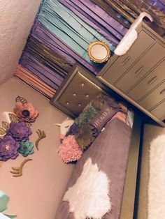 Teen Girl Bedrooms - Glamorous yet creative bedroom styling tips and help. Why not Analyse the article number 6516340654 today. Preteen Girls Rooms, Preteen Bedroom, Little Girl Rooms, Girls Bedroom, Room Girls, Girls Fun, Teen Bedrooms, Diy Room Decor For Girls, Teen Room Decor