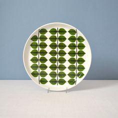 Vintage Gustavsberg Stig Lindberg Bersa Plate