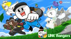 Line Rangers HACK - get unlimited coins & rubies !