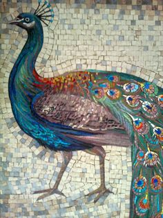 lulian moldovan The peacocks