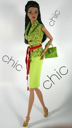 by Chic Barbie Designs for sale in Sept. 2013