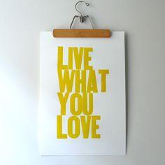 well said. love