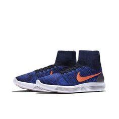 half off 88b3d ba243 Tênis Nike Flyknit Lunarepic Masculino   Nike Estilo Fitness, Nike Flyknit, Nike  Men,