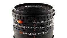 Primeiro Camera Lens Calendário do Mundo