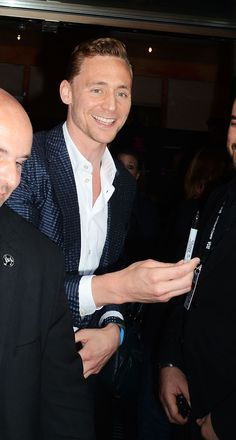 Tom Hiddleston at the gala screening of Joss Whedon's 'Much Ado About Nothing' at The Apollo Piccadilly (London, England, June 11, 2013) | #TomHiddleston