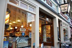 """London's Best Fish & Chip Shop"" Opens Camden Restaurant   Londonist"