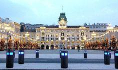 Centro de Trieste Piazza Unita d' Italia