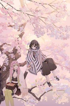 Read Kimetsu No Yaiba / Demon slayer full Manga chapters in English online! Anime Angel, Anime Demon, Demon Slayer, Slayer Anime, Anime Kunst, Anime Art, Rin Okumura, Demon Hunter, Chica Anime Manga