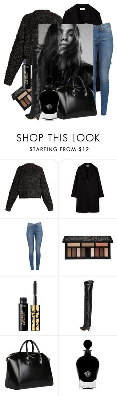"""[31/31] Light my fire"" by decimaollin ❤ liked on Polyvore featuring Isabel Marant, Kat Von D, tarte, Givenchy and EB Florals"